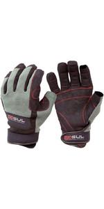 Gul Junior Neoprene 3 Finger Summer Sailing Gloves GL1241