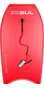 2019 Gul Response Junior 36 Bodyboard - Red GB0022-A9
