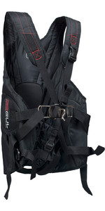 2021 Gul Junior Stokes Trapeze Harness in Black GM0225
