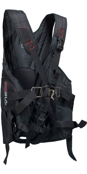 2019 Gul Stokes Trapeze Harness in Black GM0225