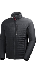 2019 Helly Hansen Crew Insulator Jacket Ebony 54344
