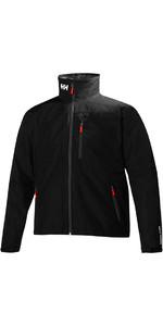 2019 Helly Hansen Crew Jacket Black 30263