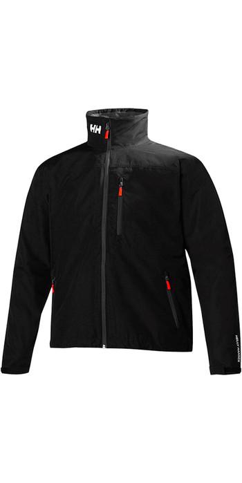 2021 Helly Hansen Crew Jacket Black 30263