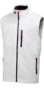Helly Hansen Crew Midlayer Vest White 30341