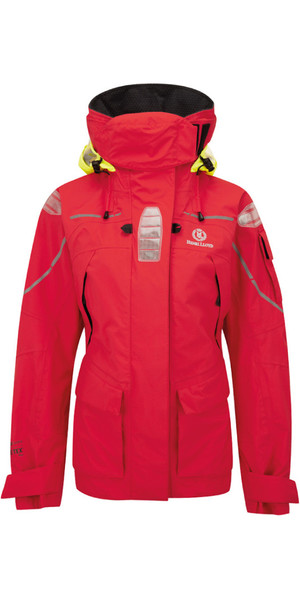 Henri Lloyd Ladies Offshore Elite Jacket RED Y00298