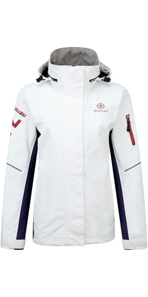 Henri Lloyd Ladies Sail Inshore Coastal Jacket Optic White Y00357