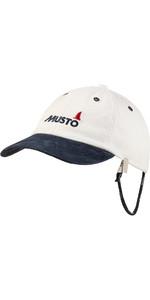 2019 Musto Evo Original Crew Cap Antique Sail White AE0191