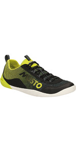 Musto Dynamic Pro Race Shoe Black / Lime FS0170/80