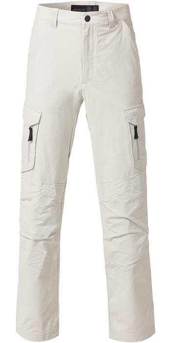 Musto Essential UV Fast Dry Sailing Trousers Platinum Long LEG (86cm) SE0781