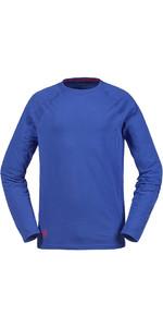 Musto Evolution Sunblock Long Sleeve T-Shirt Surf Blue SE1550