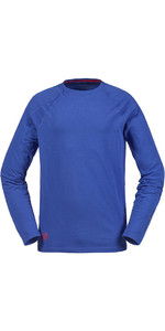 Musto Evolution Sunblock Long Sleeve T-Shirt Surf Blue SE1550