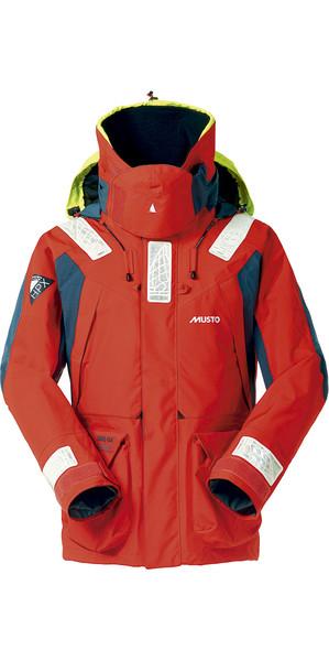 Musto HPX Ocean Jacket RED / Dark Grey SH1651
