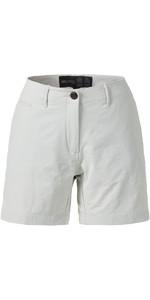 Musto Womens Essential UV Fast Dry 4 Pocket Shorts PLATINUM SE2070