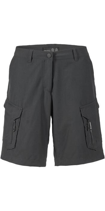 Musto Womens Essential UV Fast Dry Shorts CARBON SE1571