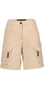 Musto Womens Essential UV Fast Dry Shorts LIGHT STONE SE1571