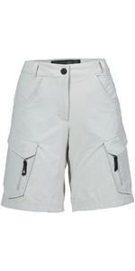 Musto Womens Essential UV Fast Dry Shorts Platinum SE1571