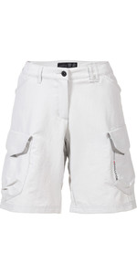 Musto Womens Evolution Crew Bermuda Shorts PLATINUM SE3340