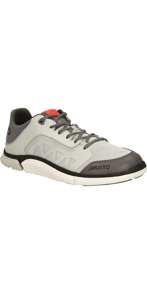 Musto Trigenic Sailing Sailing Shoe Light Grey FS0820/30