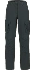 Musto Womens Essential UV Fast Dry Sailing Trouser Carbon REGULAR LEG (79cm) SE1561