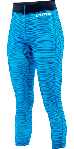 Mystic Ladies Dazzled Lycra Pant in Stripe 160330