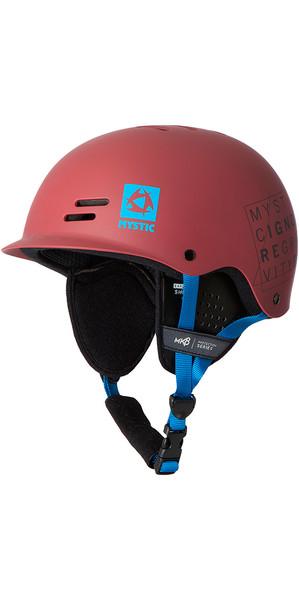 Mystic Predator Multisport Helmet with Earpads -  Bordeaux 140200