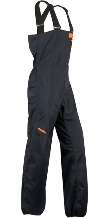 2021 Nookie NKE Centre Salopette Waterproof Trousers Black TR50