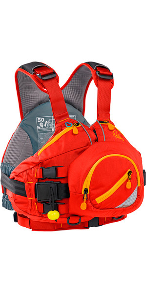 2019 Palm Extrem Whitewater Buoyancy Aid Red 11726