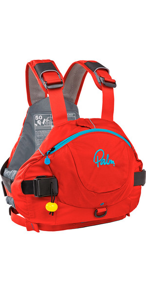 2019 Palm FXr Freestyle / Racing Buoyancy Aid - Red 11728