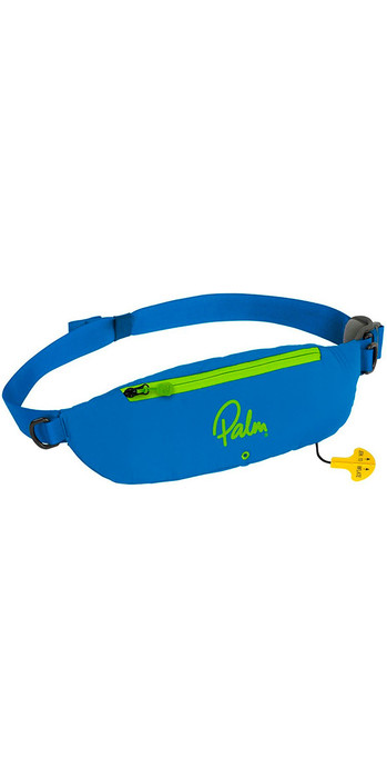 2021 Palm Glide Waist Belt 100N Personal Floatation Device 11731 Blue