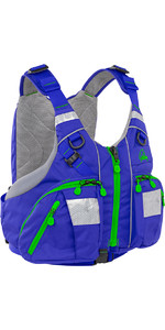 2021 Palm Kaikoura Buoyancy Aid Touring PFD Blue 11730