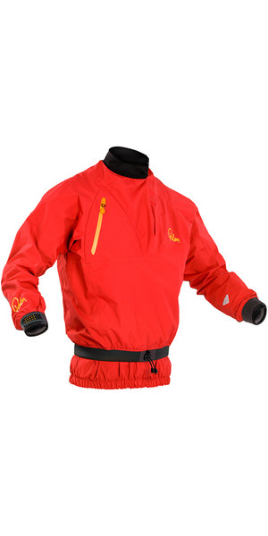 2019 Palm Mistral Long Sleeve All Purpose Jacket Red 11733