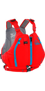 2019 Palm Peyto Womens Touring PFD Red 11463