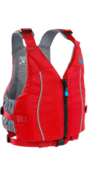 2019 Palm Quest 50N Buoyancy Aid Red 11459
