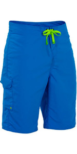 2019 Palm Skyline Board Shorts Blue 11753