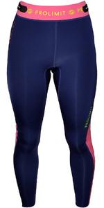 Prolimit Womens SUP 1mm Airmax Neoprene Trousers Blue / Pink 74750