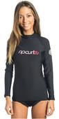 Rip Curl Womens Flashbomb Long Sleeve Polypro Top WLA5AW