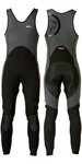 2017 Yak Kayak 'Step In' 3mm Long John Wetsuit Grey / Black  5405-A