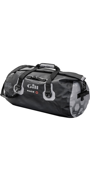 2018 Gill Race Team 60L Waterproof Bag Graphite RS14