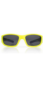 Gill Squad Junior Floating Sunglasses Neon Yellow 9661
