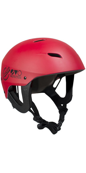 2019 Gul Evo Junior Watersports Helmet RED AC0104-B3
