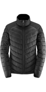 667efc6e424f6 2019 Henri Lloyd Aqua Down Jacket BLACK S00347 ...