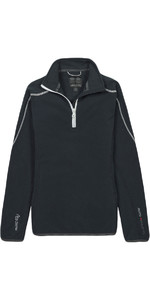 Musto Women's Essential 1/2 Zip Microfleece BLACK SE0136