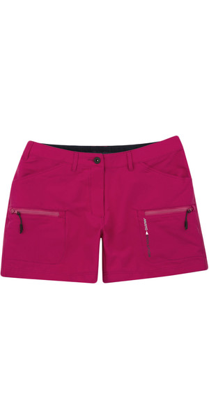 Musto Womens Evolution Crew Shorts CERISE SE3330
