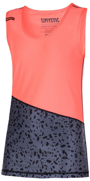 Mystic Ladies Diva Tank Top Quick Dry CORAL 170323