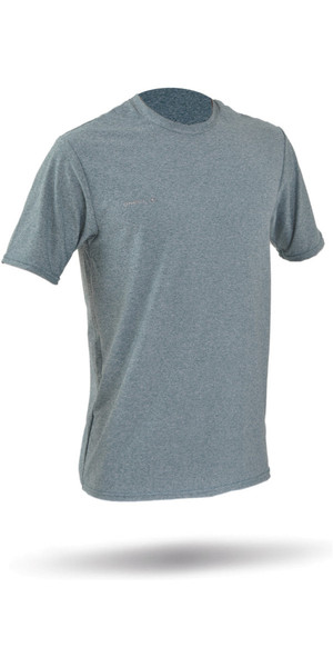 O'Neill Hybrid Short Sleeve Surf Tee INK 4878