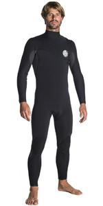 Rip Curl E-Bomb Pro 5/3mm Zip Free Wetsuit BLACK WSM7PE