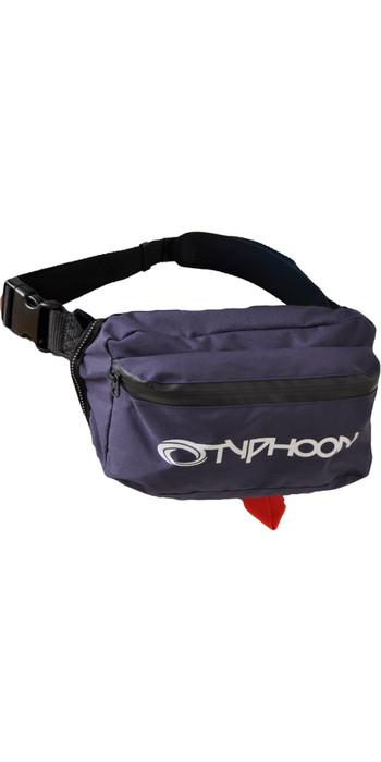 Typhoon Sup Waist Belt / Bum Bag Lifejacket Manual 160N Navy TYP202E