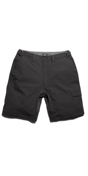 2018 Zhik Technical Deck Shorts BLACK SHORT350