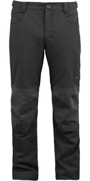 2019 Zhik Technical Deck Sailing Trousers Black PANT350