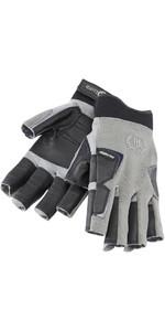 Henri Lloyd Pro Grip Short Finger Glove TITANIUM Y80054
